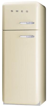 двухкамерный холодильник Smeg FAB30PS7