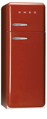 двухкамерный холодильник Smeg FAB30R6