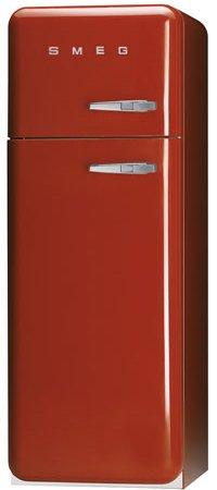 двухкамерный холодильник Smeg FAB30RS7