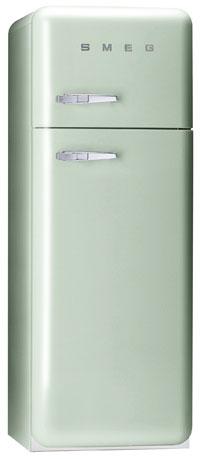 двухкамерный холодильник Smeg FAB30V7