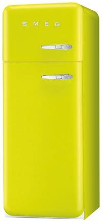 двухкамерный холодильник Smeg FAB30VES7