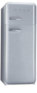 двухкамерный холодильник Smeg FAB30X6