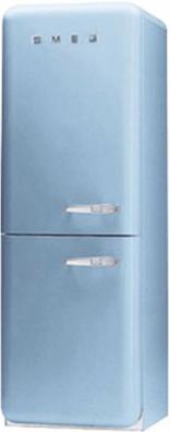 двухкамерный холодильник Smeg FAB32AZS7