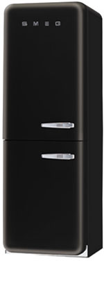 двухкамерный холодильник Smeg FAB32NES6