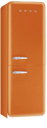 двухкамерный холодильник Smeg FAB32O6