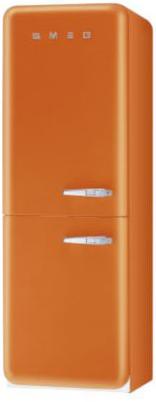 двухкамерный холодильник Smeg FAB32OS7