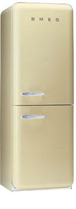 двухкамерный холодильник Smeg FAB32PS6