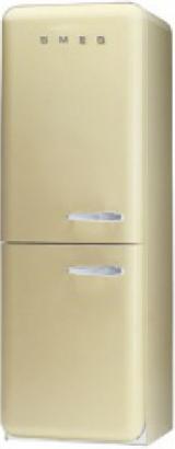 двухкамерный холодильник Smeg FAB32PS7
