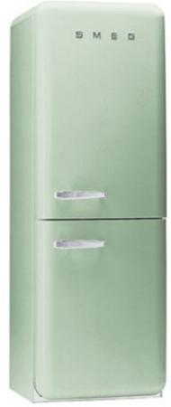 двухкамерный холодильник Smeg FAB32V7