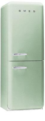 двухкамерный холодильник Smeg FAB32VS6