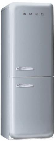 двухкамерный холодильник Smeg FAB32X7