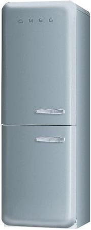 двухкамерный холодильник Smeg FAB32XS7