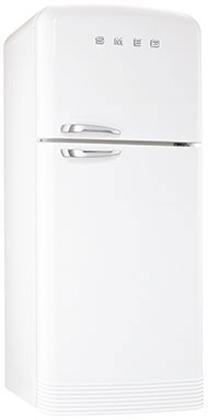 двухкамерный холодильник Smeg FAB50B