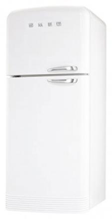 двухкамерный холодильник Smeg FAB50BS