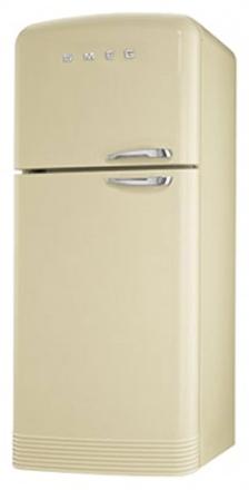 двухкамерный холодильник Smeg FAB50PS