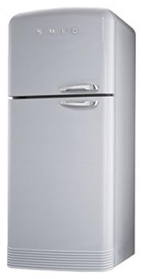 двухкамерный холодильник Smeg FAB50XS