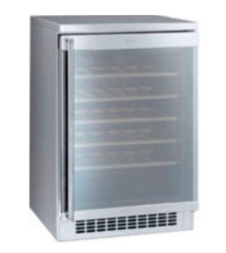 винный шкаф Smeg SCV36X1