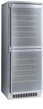 винный шкаф Smeg SCV72X