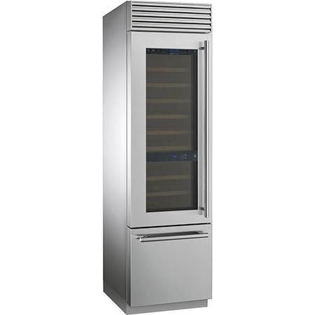 винный шкаф Smeg WF366LDX