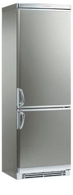 двухкамерный холодильник Nardi NFR 34 X