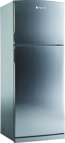 двухкамерный холодильник Nardi NR 40 NF X