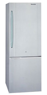 двухкамерный холодильник Panasonic NR-B591BR Silver