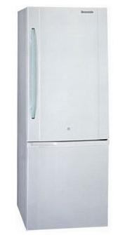 двухкамерный холодильник Panasonic NR-B591BR White