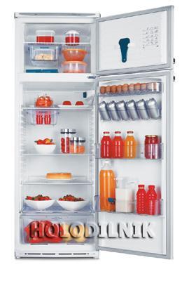 двухкамерный холодильник Dako DD-360