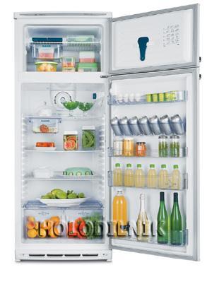 двухкамерный холодильник Dako DT-450 TURBO