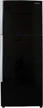 двухкамерный холодильник Hitachi  R-T310EU1PBK