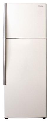 двухкамерный холодильник Hitachi  R-T310EU1PWH