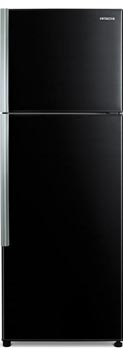 двухкамерный холодильник Hitachi  R-T350EU1PBK