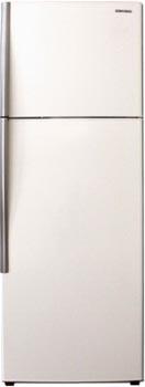 двухкамерный холодильник Hitachi  R-T350EU1PWH