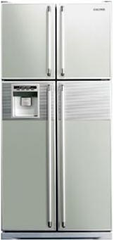 двухкамерный холодильник Hitachi  R-W660EU9GS