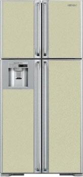 двухкамерный холодильник Hitachi  R-W660FU9XGLB