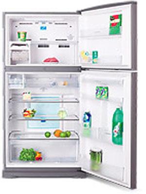 двухкамерный холодильник Hitachi  R-628AU4