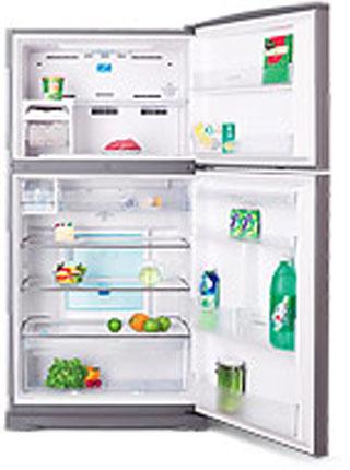 двухкамерный холодильник Hitachi  R-688AU4