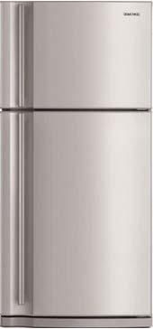 двухкамерный холодильник Hitachi  R-Z 662 EU9 SLS