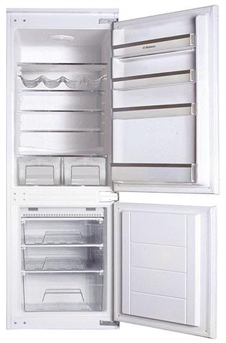 встраиваемый двухкамерный холодильник Hansa BK315.3F