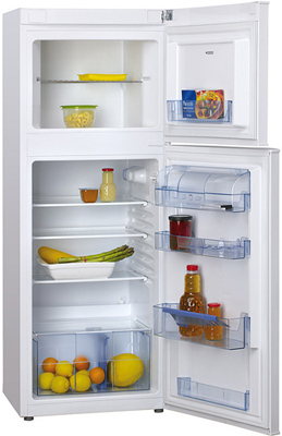 двухкамерный холодильник Hansa FD260BSX