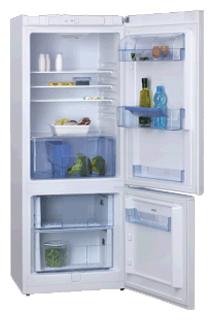 двухкамерный холодильник Hansa FK230BSW