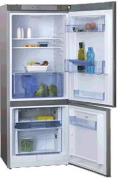 двухкамерный холодильник Hansa FK230BSX