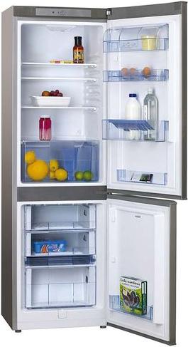 двухкамерный холодильник Hansa FK310BSX