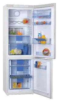 двухкамерный холодильник Hansa FK320MSW