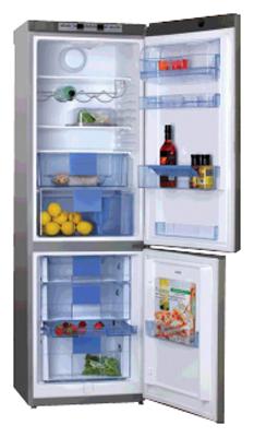 двухкамерный холодильник Hansa FK320MSX