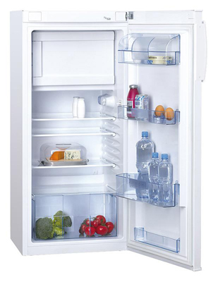 двухкамерный холодильник Hansa FM200BSW