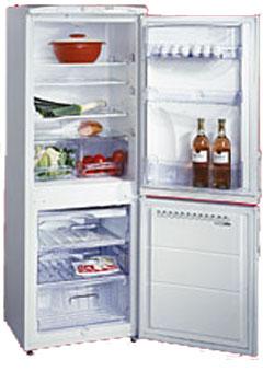 двухкамерный холодильник Hansa RFAK260iAFP