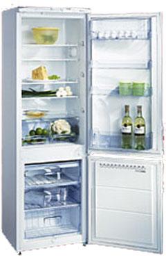 двухкамерный холодильник Hansa RFAK312iBFP