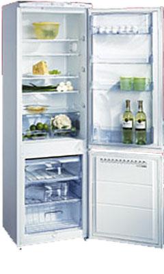 двухкамерный холодильник Hansa RFAK314iAFP