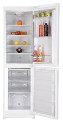 двухкамерный холодильник Hansa SRL-17W